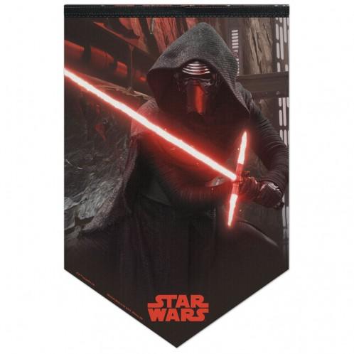 Star Wars Kylo Ren Premium Felt Banner