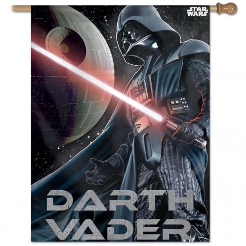 Star Wars Darth Vader Vertical Flag