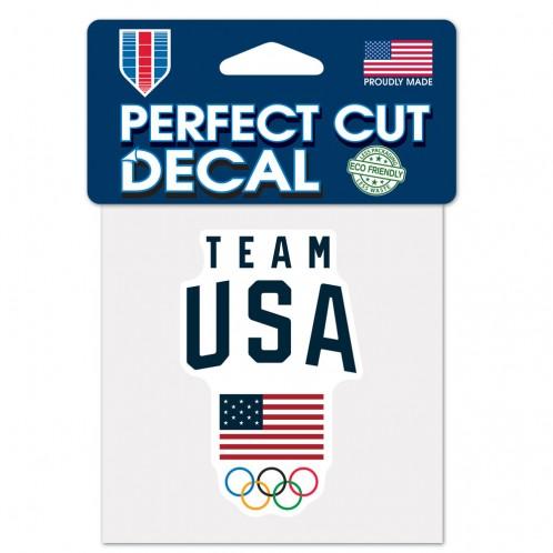 Team USA Olympic Decal