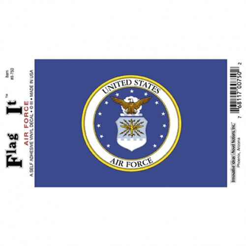 Air Force Seal Sticker