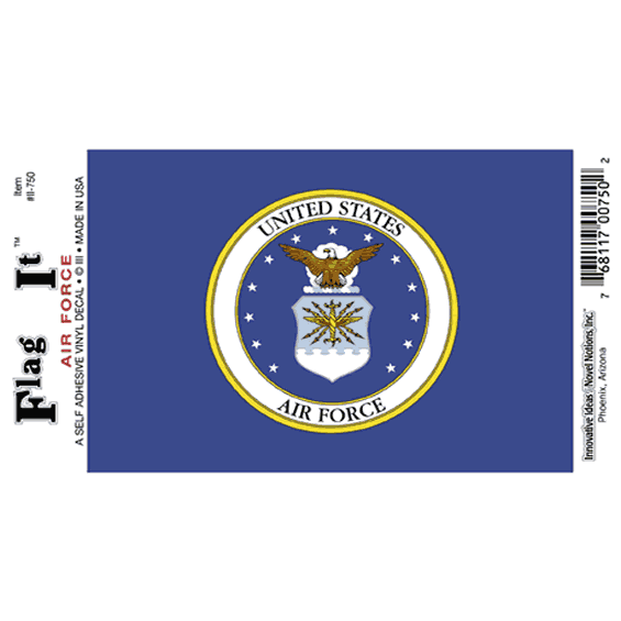 Air Force Seal Sticker