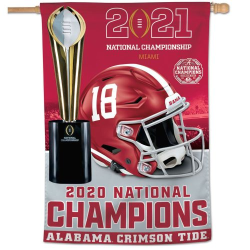 Alabama National Champs Banner